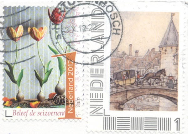 Forum 009 receive stamp