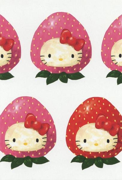 Hello kitty art exhibition 1