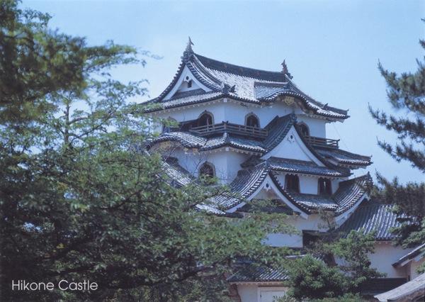 Hikone castle 2