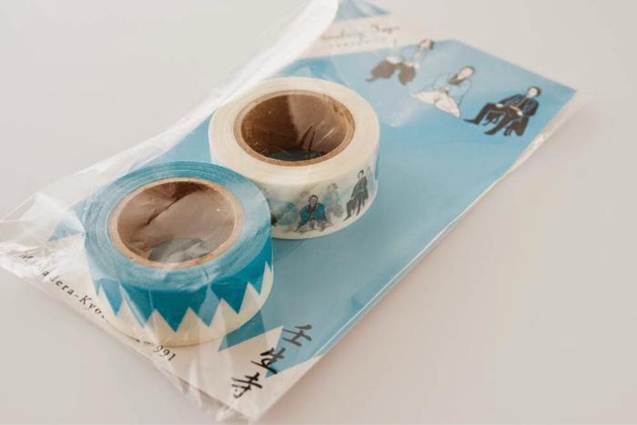 壬生寺マスキングテープ二種セット