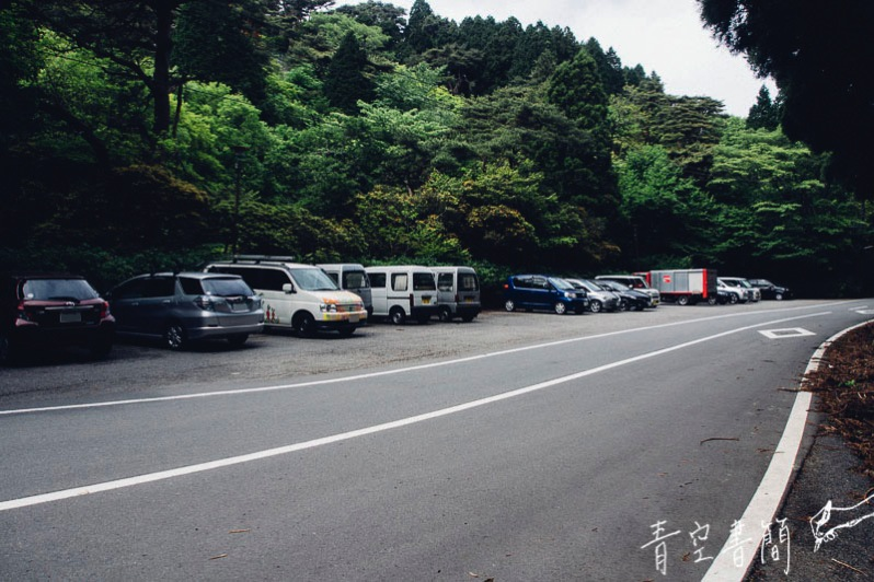 駐車場 六甲山上駅