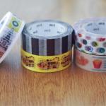 mt CASA store at DRAPEAU(ドゥラポ) 限定マスキングテープ全3種とガチャ当たり