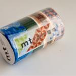 竹取物語をモチーフにしたマステも! 「mt × 岳南電車」限定マスキングテープ全5種