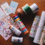 大量の限定品に大慌て…!「阪急文具の博覧会2018春」限定マスキングテープ