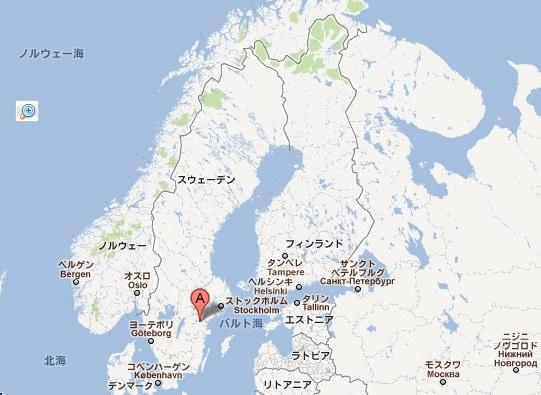 Norrköping Sverige  Google マップ